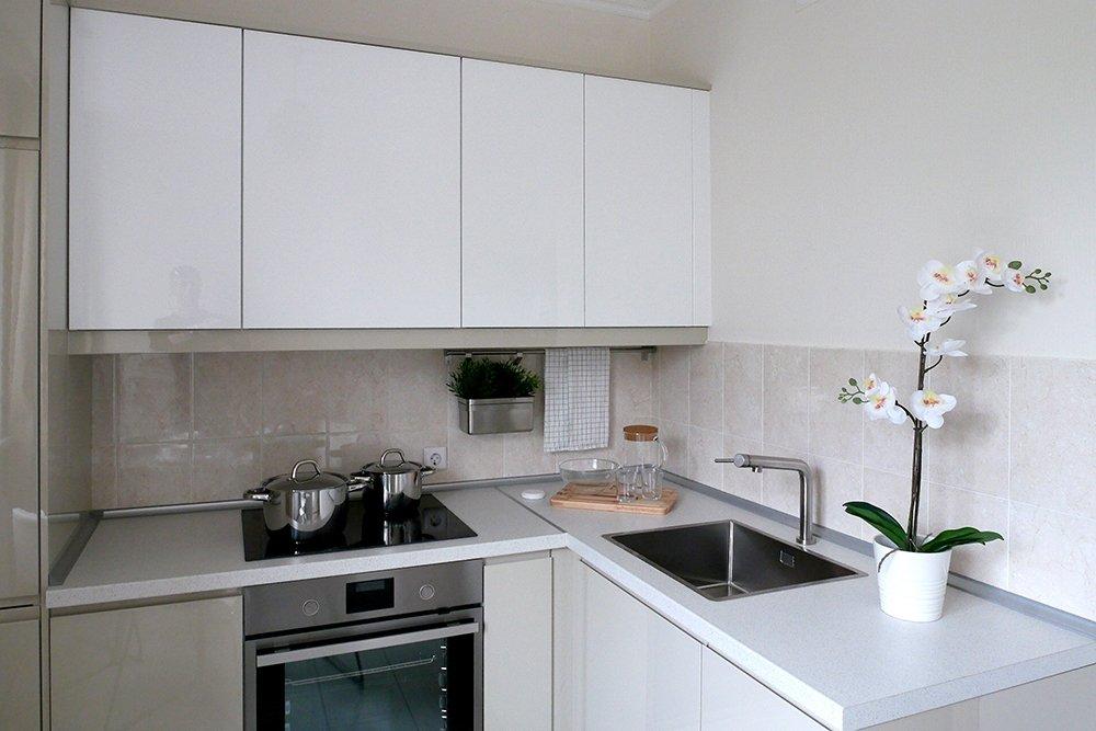 как будет выглядеть кухня в новых квартирах