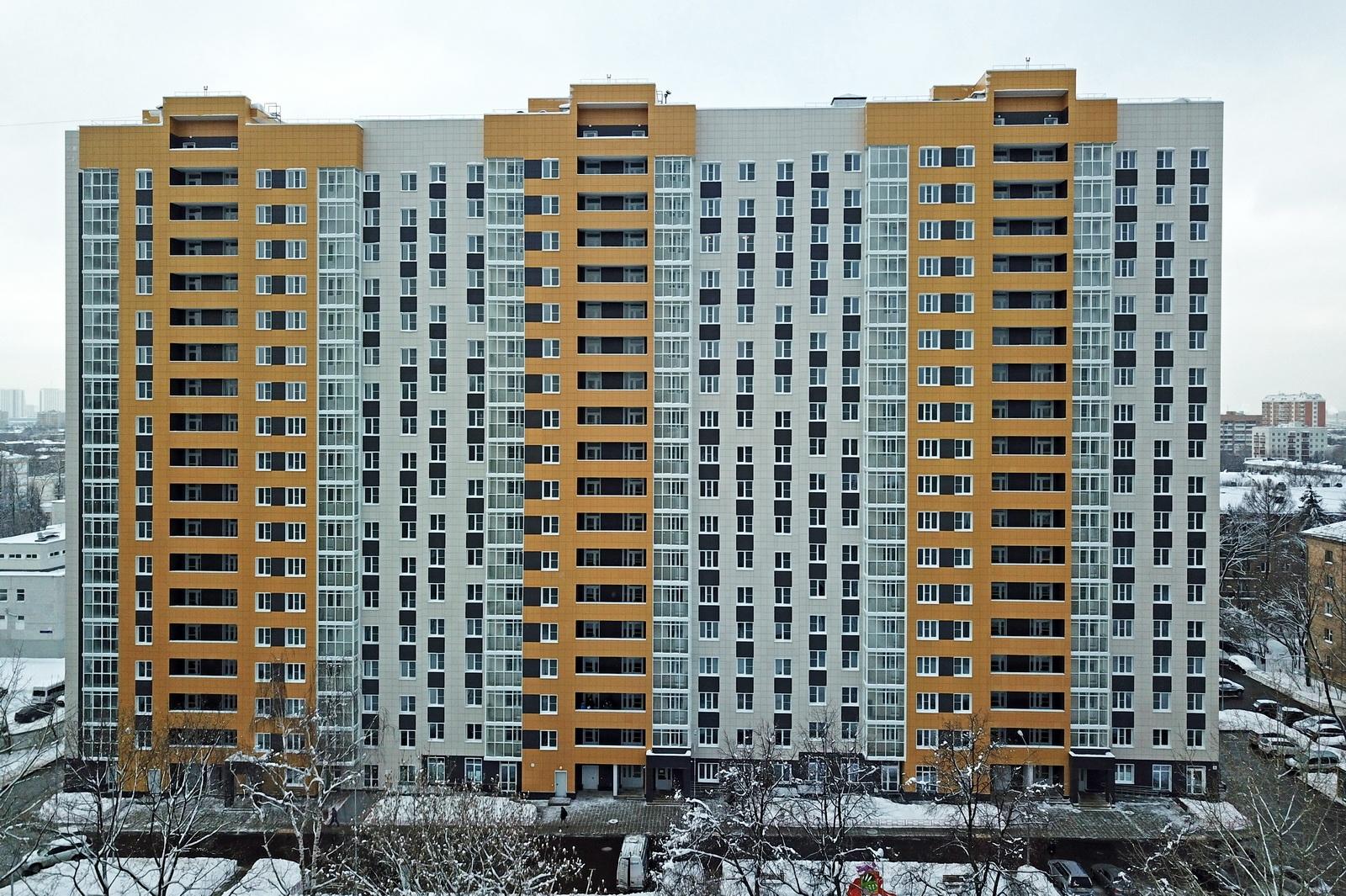 новый дом по улице 5-ая парковая 62