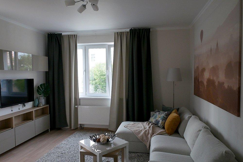 комната в квартире на Вернадского 161