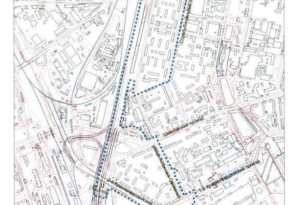 план планировки территорий кварталов по реновации пятиэтажек в цао пресненского района
