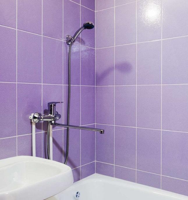 отделка ванной комнаты в квартире под реновацию