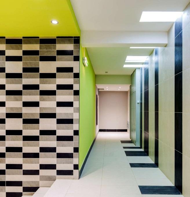 отделка коридоров