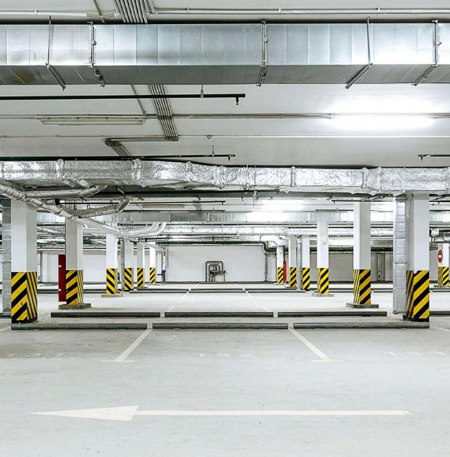 подземные парков в новых домах под реновацию