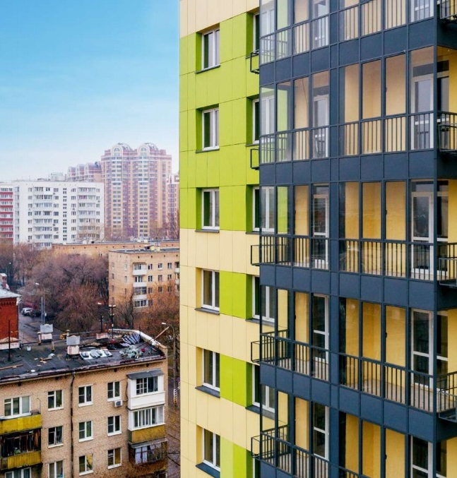 балконы в каждый дом под реновацию