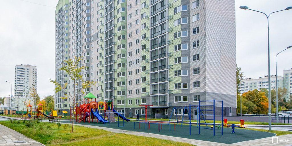 ГЗК одобрил проект квартала 78 района Бутырский (СВАО)