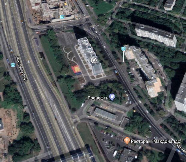 Переезд из Д. 3 ул. Наташи Ковшовой в ул. Матвеевская, д. 11 по реновации