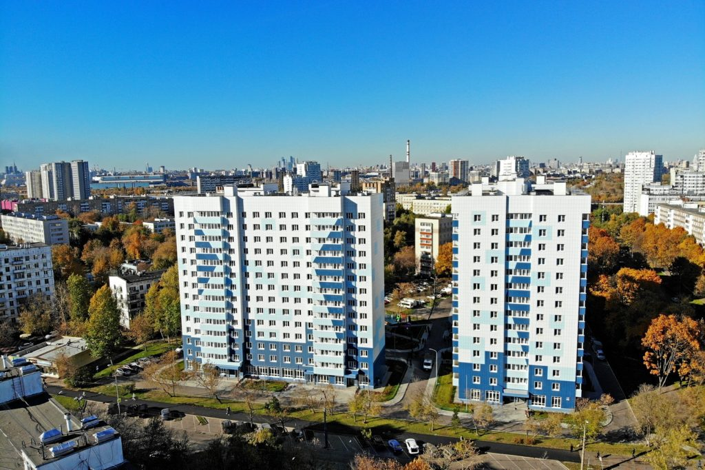 6655 обращений по программе реновации поступило в департамент градостроительной политики Москвы