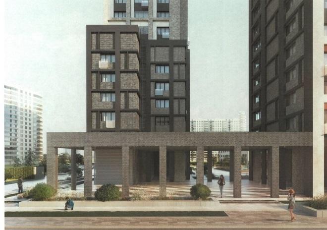 Крост построит первый дом по программе реновации в Солнцево ул. Щорса, вл. 15