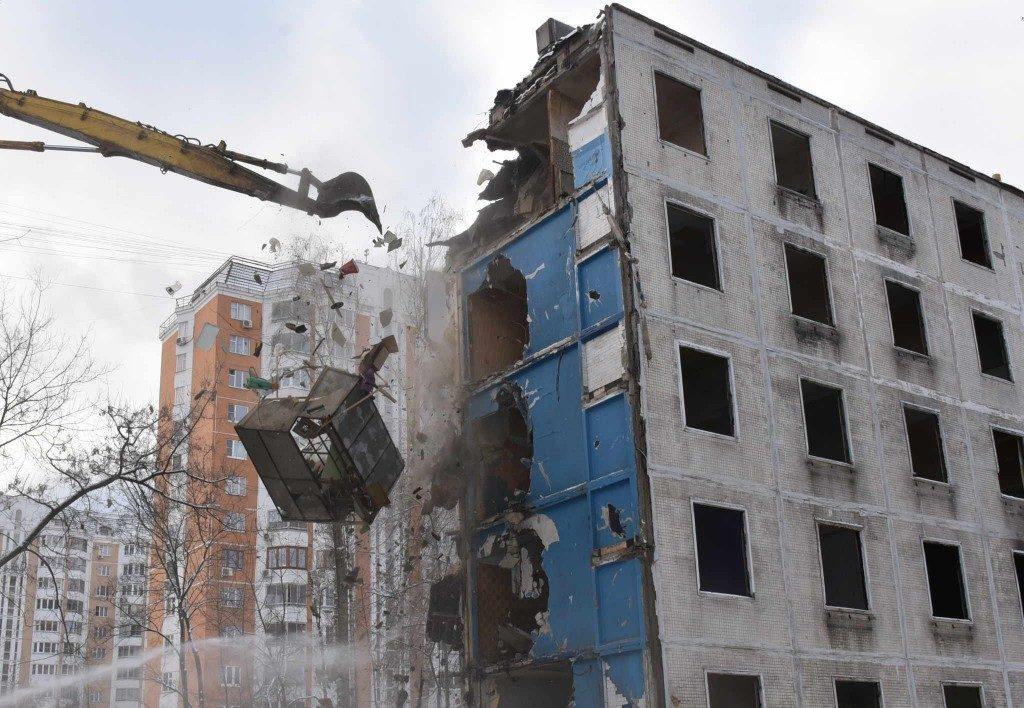 Растёт доверие к программе реновации отказавшиеся просят включить их обратно