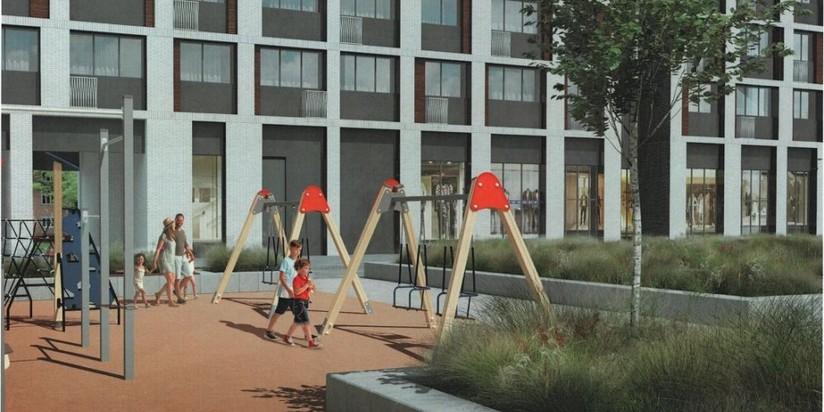 «КРОСТ» построит первый стартовый дом для реновации района Митино к 2020 году