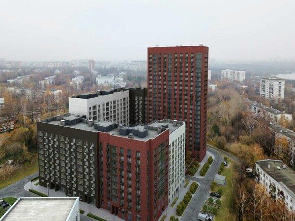 ЖК из восьми домов построят на Каспийской улице по программе реновации