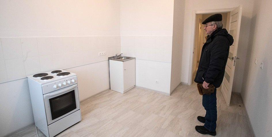 В дом по адресу Профсоюзная 96 уже переехали 20 семей Коньково