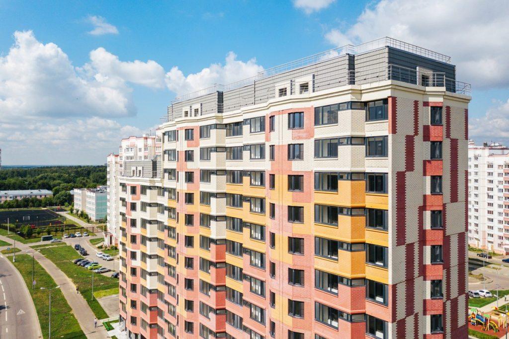 16-этажный дом на Изумрудной (СВАО) сдадут в этом году