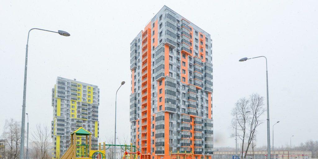 Началось переселение двух пятиэтажек в Котловке + фото отделки