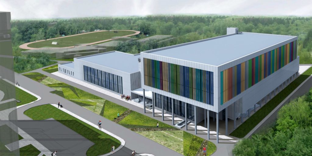 В ходе реновации в Бирюлёво Восточном в ходе реновации построят школу и спорткомплекс