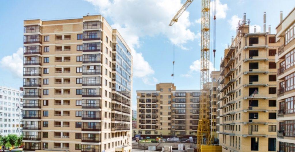 Строительство домов по Программе реновации стартовало во всех округах столицы