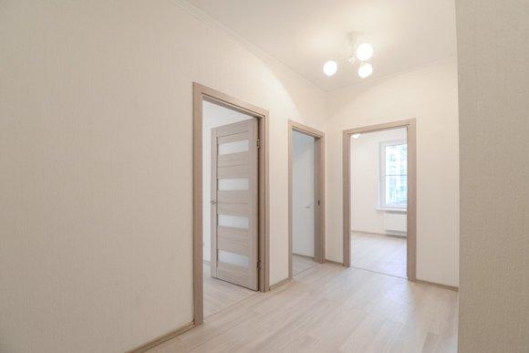 На проспекте Вернадского Д 73 достроили дом на 128 квартир