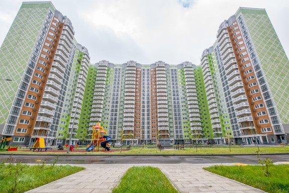 Первые 2 дома по реновации в ТиНАО достроят к 2020 году