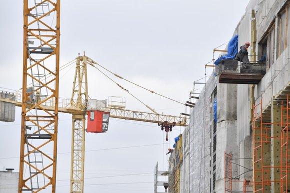 Дом на 105 квартир Волгоградский проспект, вл. 163 достроят в Кузьминках к 2020 году