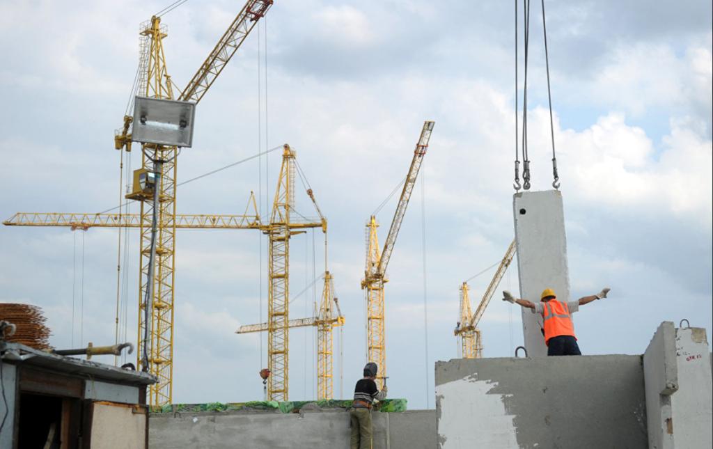 Крост передаст 100 тыс. кв.м на ул Докукина под Реновацию