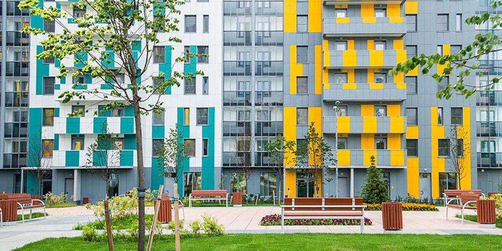 Начало переселения 9 этажного дома Дежнева 32 Южное Медведково (СВАО)