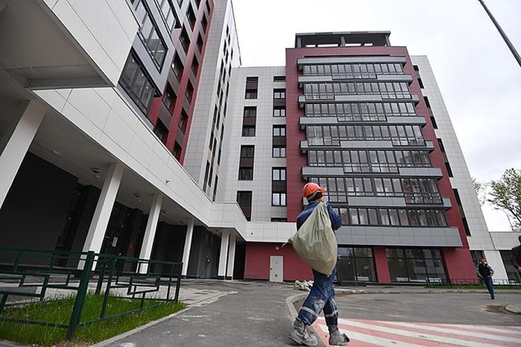 Дом по адресу пр-кт Вернадского, д.73 готов к заселению по программе реновации