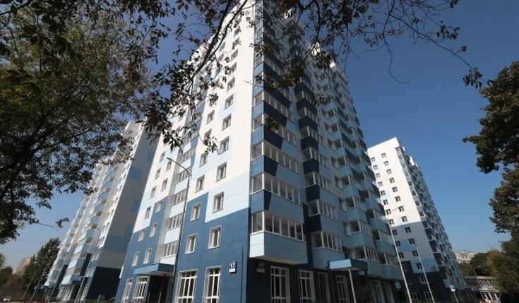 Строится новый жилой дом в Кузьминках, по адресу: ул. Юных Ленинцев, д.73