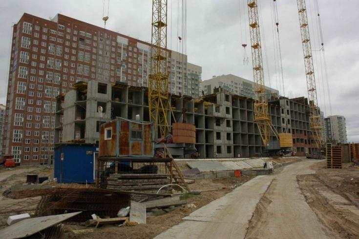 Строятся два жилых дома в Кузьминках по программе реновации, по ул. Жигулевская, д. 3