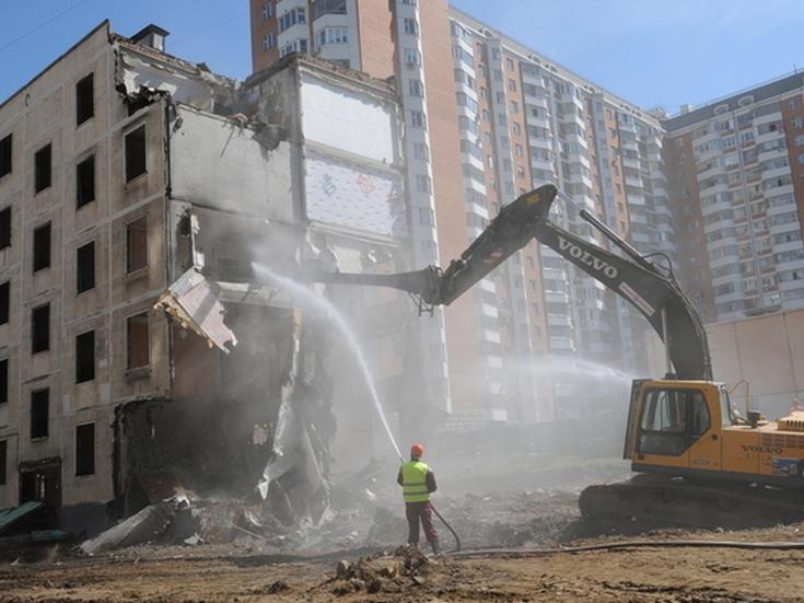 В ЕСПЧ поступила первая жалоба на программу реновации