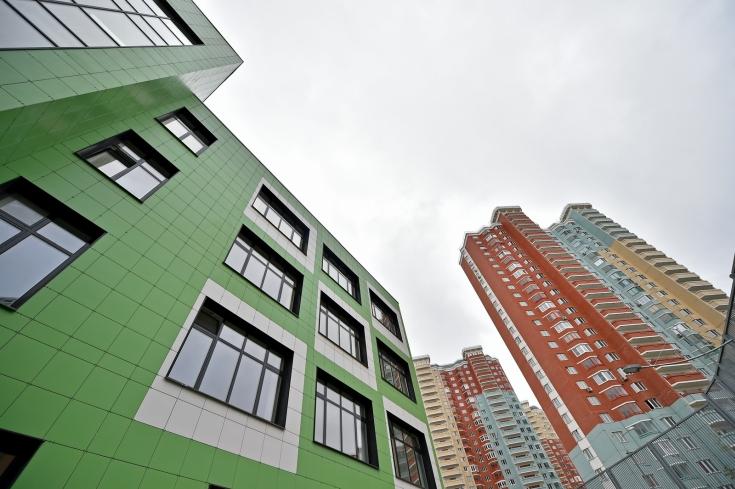 В Западном Дегунино по адресу: ул.Базовская, вл. 15, корп. 16 построят жилой дом