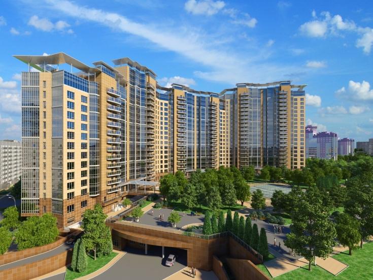 В 2020 году достроят дом в Академическом районе по адресу: ул. Шверника, вл. 6