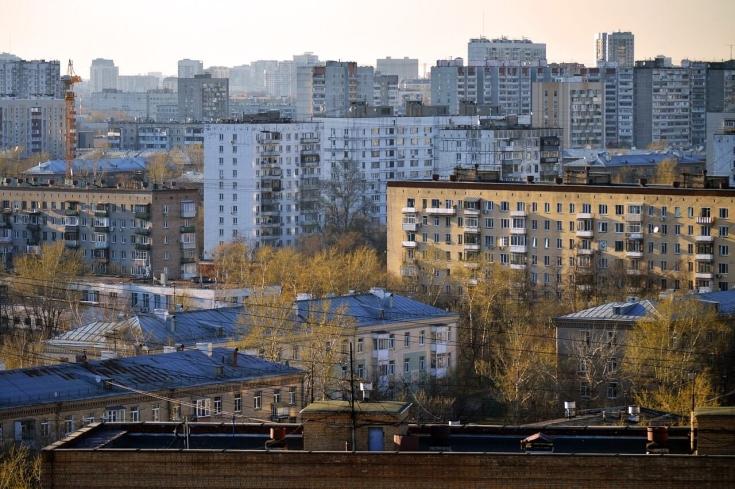Из-за программы реновации в Москве поднялись цены на квартиры