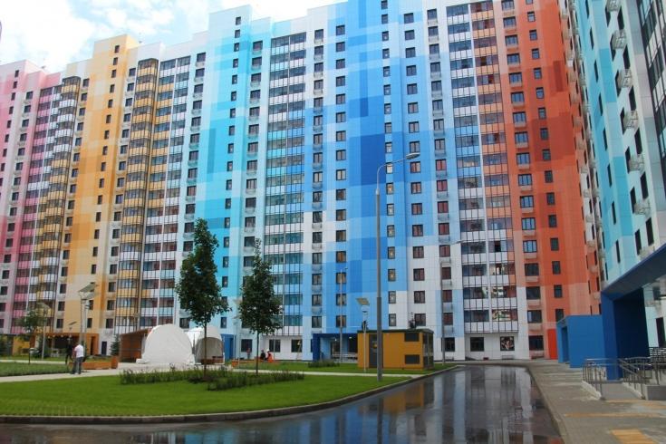 MR Group построит жилье по программе реновации