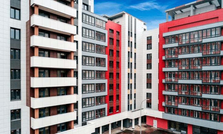 В столице начался переезд двух домов в районах Котловка и Проспект Вернадского