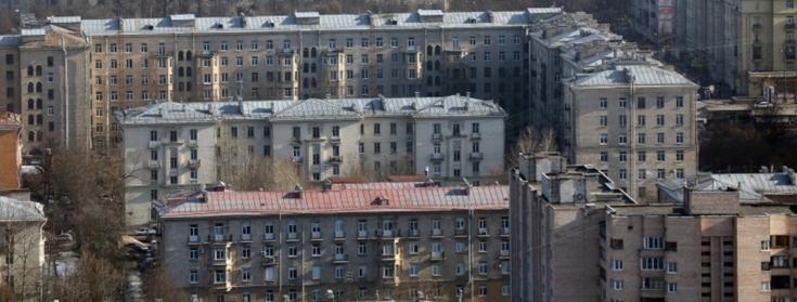 В Дмитровском районе на ул. Долгопрудной, д.7 началось строительство дома по программе реновации