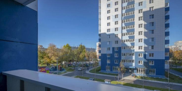 Жители дома по ул.Лобачевского, 36 начали переселение в новый дом по адресу Ленинский проспект 134