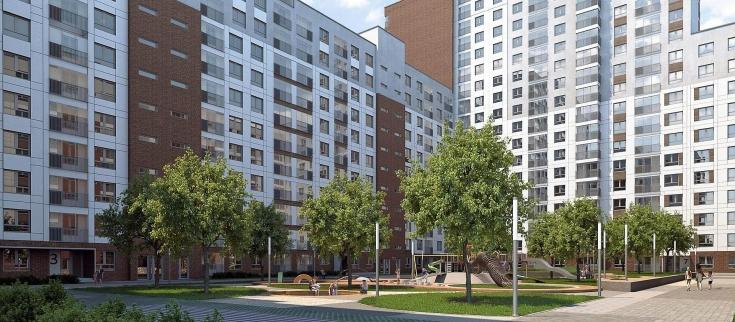 Дом на 120 квартире по программе реновации в СВАО сдадут до конца года