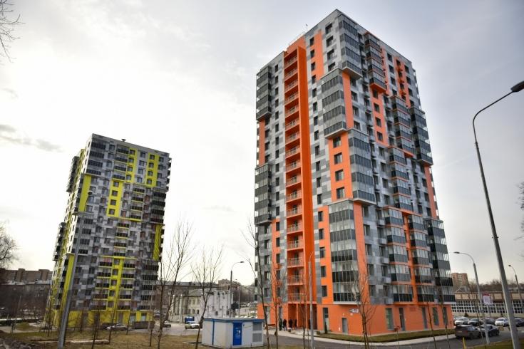 В Конькове планируется строительство жилого дома на 187 квартир по адресу: Севастопольские пр-кт, вл.60