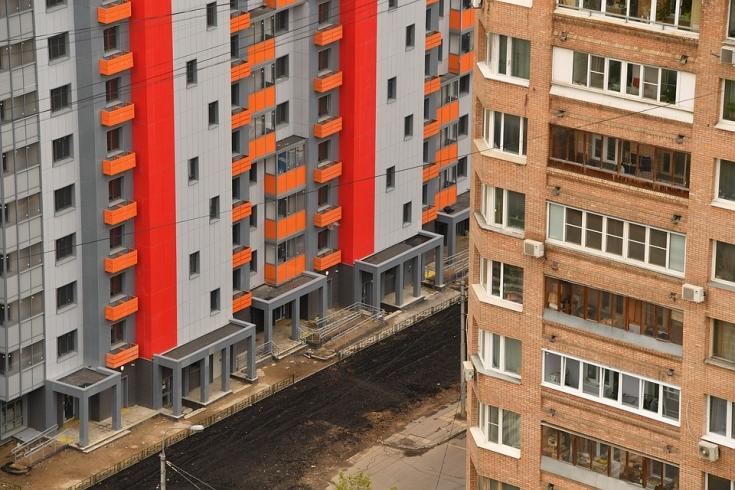 Новостройка в Бабушкинском районе по адресу ул.Коминтерна, вл.12 сдана в эксплуатацию