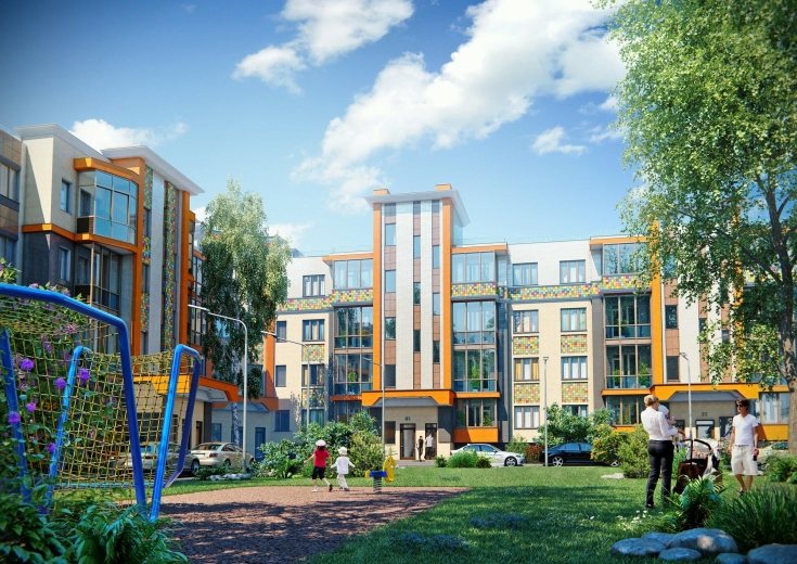 Дом на 88 квартир построят в Марфине по ул. Академика Королева, вл.11 по программе реновации