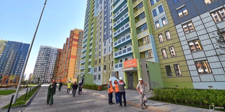 В Кунцеве по ул.Бобруйская, вл.15/1 планируется возведение 80-квартирного дома