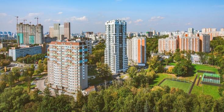 Москвичи обсудили еще пять проектов планировки кварталов реновации