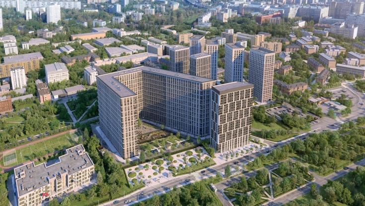 В пяти районах Москвы открылись экспозиции шести проектов реновации