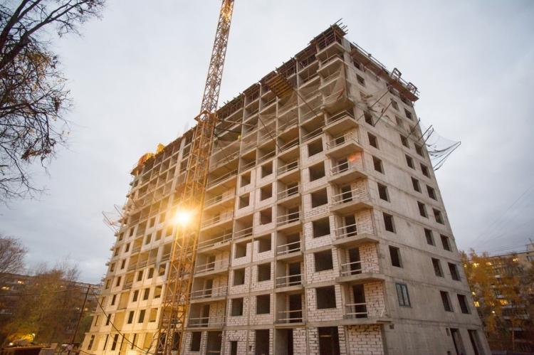 В Головинском районе по адресу Кронштадтский бульвар, вл. 55А началось строительство нового дома на 225 квартир