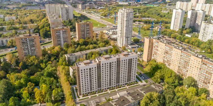 В Царицыно по адресу ул.Кантемировская, вл.39 строят дом на 190 квартир