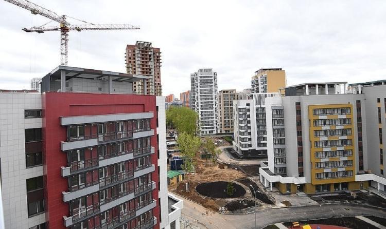 Десять домов по программе реновации введено в эксплуатацию с начала 2019 года