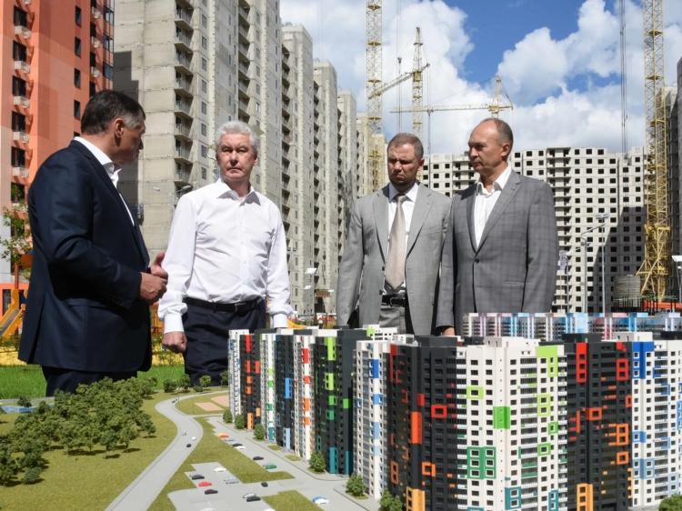 Количество утвержденных площадок для строительства жилья по программе реновации в Москвы выросло с 361 до 431