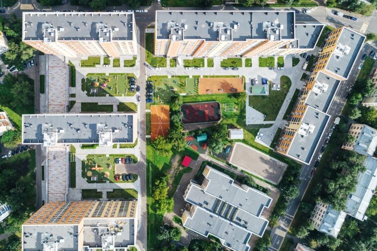 Программу реновации жилого фонда на территории ТиНАО планируется выполнить в течение трех-четырех лет