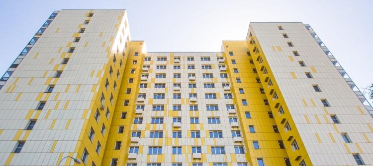 По ул.Смольная вл.21 в Головинском районе до конца 2020 введут дом на 165 квартир