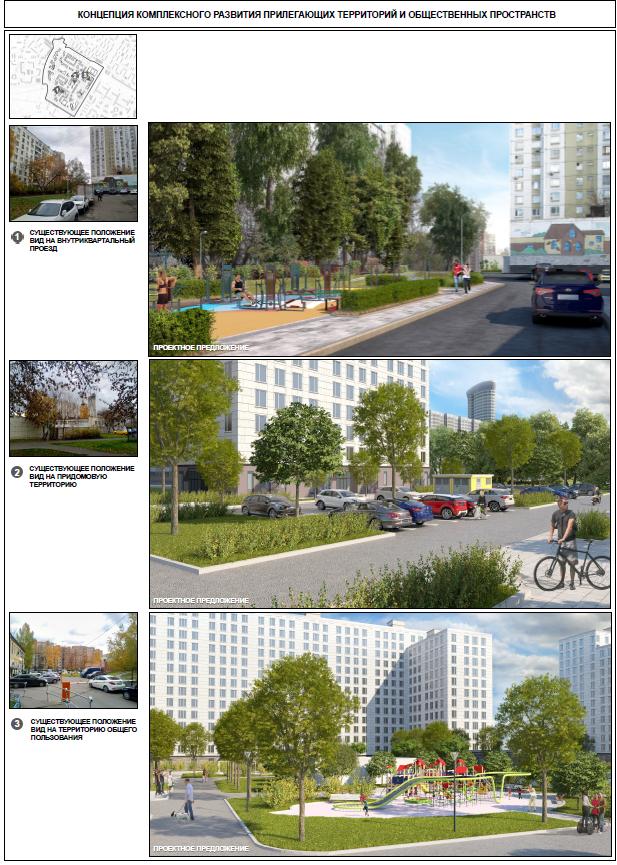Реновация в Обручевском районе ЮЗАО и квартале Новые Черемушки